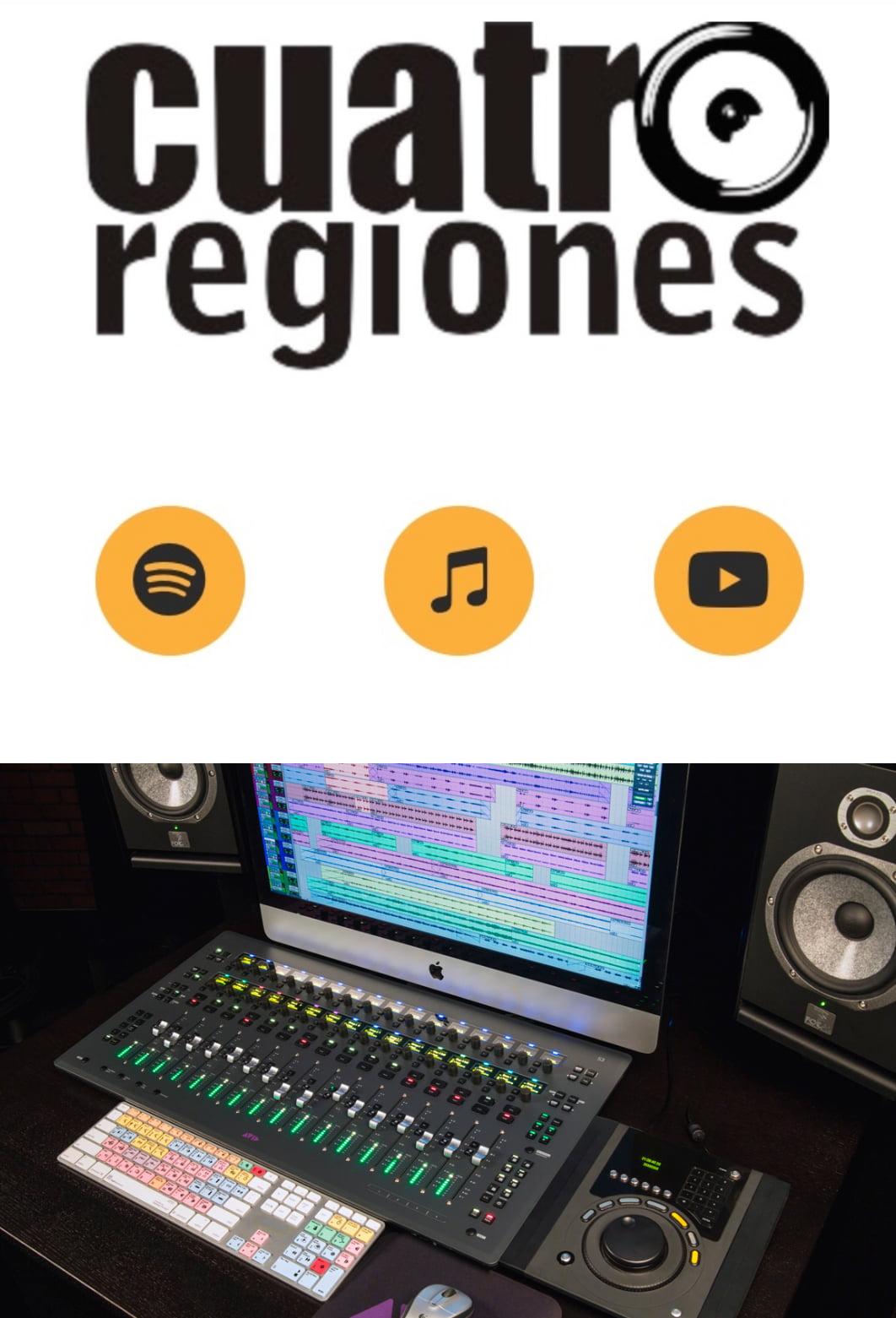 Diego Betian / Cuatro Regiones Audio